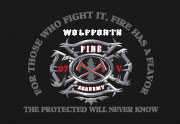 Wolfforth: Fire Academy 2007