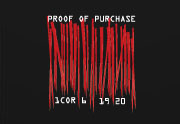 Bar Code: Proof of Purchase