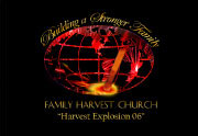 Family Harvet Churches: Harvest Explosion